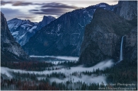 Gary Hart Photography: Dawn, Tunnel View, Yosemite