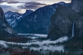 Gary Hart Photography: Dawn, Tunnel View, Yosemite