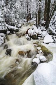 Gary Hart Photography: Wonderland, Bridalveil Creek, Yosemite