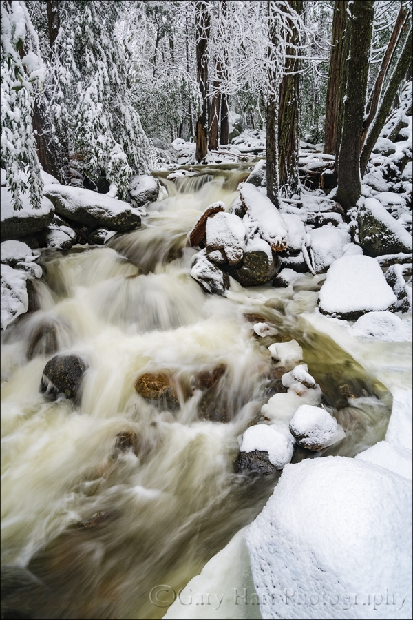 Gary Hart Photography: Wonderland, Bridalveil Creek, Yosemite