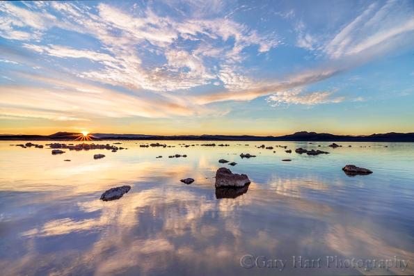 Gary Hart Photography: New Day, Mono Lake