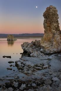 Gary Hart Photography: Mono Moonrise, South Tufa, Mono Lake