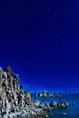 Gary Hart Photography: Moonlight, South Tufa, Mono Lake