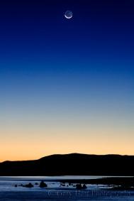 Gary Hart Photography: Sunrise Crescent, Mono Lake