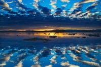 Gary Hart Photography: Sunrise Mirror, Mono Lake