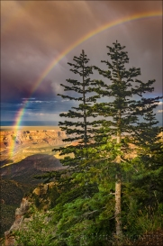 Blessing, Grand Canyon Rainbow