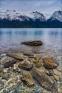 Gary Hart Photography: Dawn on the Rocks, Lake Wakatipu, New Zealand