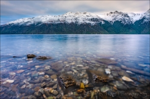 Gary Hart Photography: First Light, Lake Wakatipu, New Zealand