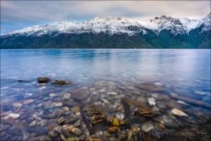 Gary Hart Photography: First Light, Lake Wakatipu, New Zealand