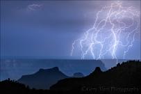 Lightning Web, Grand Canyon