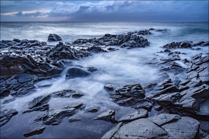 Gary Hart Photography: Incoming, Dragon's Teeth, Maui
