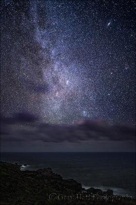 Gary Hart Photography: Two Galaxies, West Maui