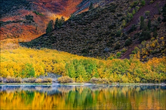 Gary Hart Photography: Autumn Light, North Lake, Eastern Sierra