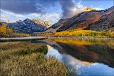 Gary Hart Photography: Autumn Morning, North Lake, Eastern Sierra