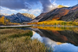 Gary Hart Photography: Autumn Morning, North Lake, Eastern Sierra