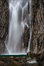 Gary Hart Photography: Thunder Creek Fall, Haast Pass, New Zealand