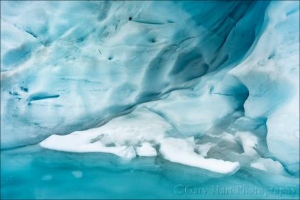 Gary Hart Photography: Glacial Pool, Fox Glacier, New Zealand