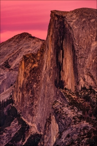 Gary Hart Photography: Face to Face, Half Dome from Glacier Point, Yosemite