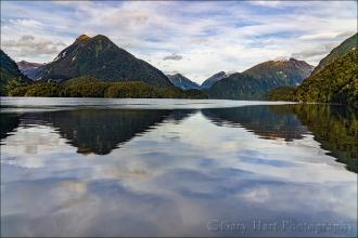 Reflection, Doubtful Sound, New Zealand
