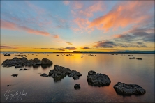 Gary Hart Photography: Daybreak, Mono Lake