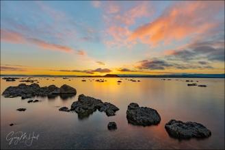 Gary Hart Photography: Daybreak, Mono Lake