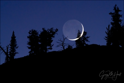 Gary Hart Photography: Goodnight Moon, Olmsted Point, Yosemite