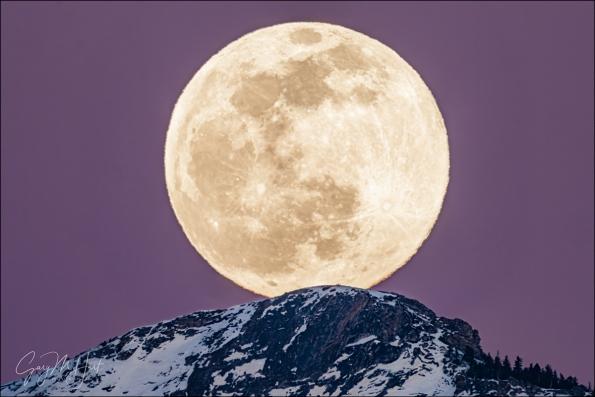 Gary Hart Photography: Moon's Rest, Cloud's Rest, Yosemite