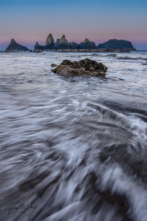 Gary Hart Photography: In the Surf, Seal Rock, Oregon