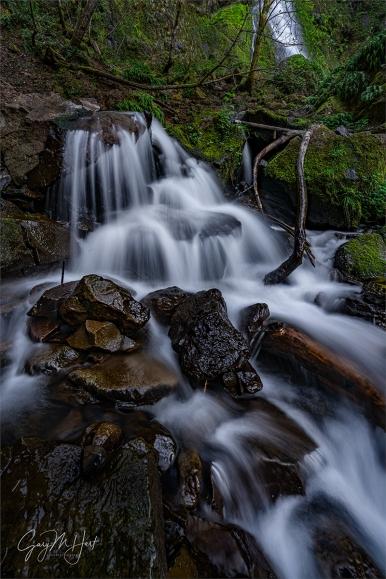 Gary Hart Photography: Starvation Creek Fall, Columbia River Gorge, Oregon