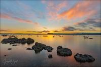 Gary Hart Photography: Morning Pastels, Mono Lake